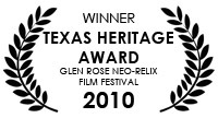 Texas Heritage Award