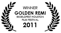 Golden Remi Wordfest Houston Film Festival