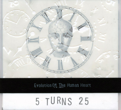 5turns25 Evolution of the Human Heart TRS09 Time Released Sound